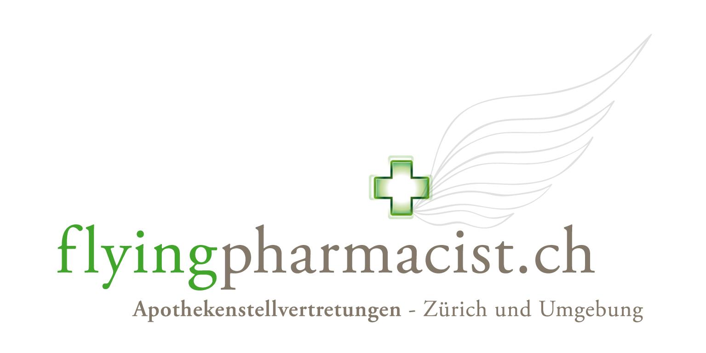 Flying Pharmacist Logo